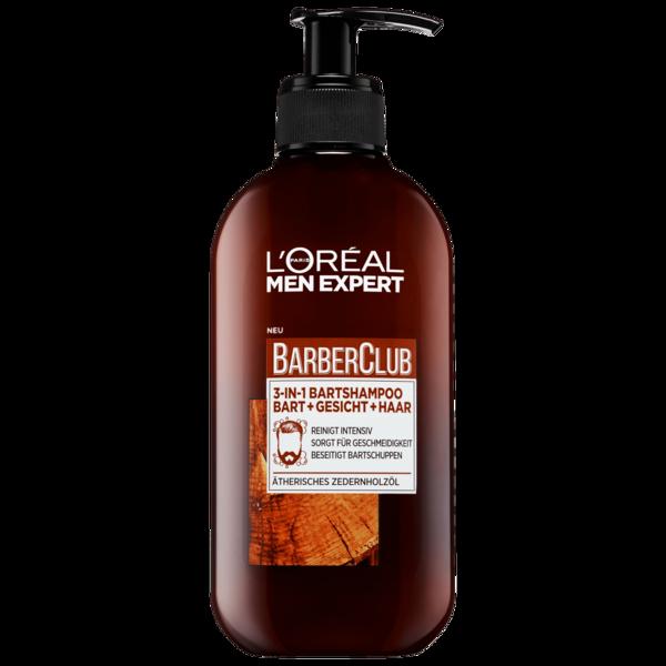 L'Oreal Men Expert Barber Club Bart 200ml
