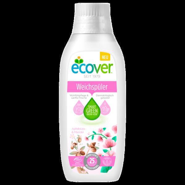 Ecover Weichspüler Apfelblüte & Mandel 750ml, 25WL