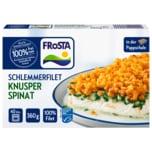 Frosta Schlemmerfilet Knsuper Spinat 360g