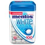 Mentos Kaugummi White Peppermint 100 Stück