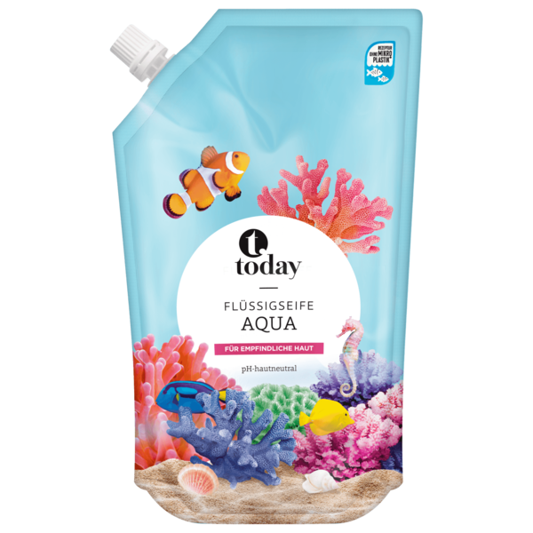 Today Flüssigseife Aqua 750ml