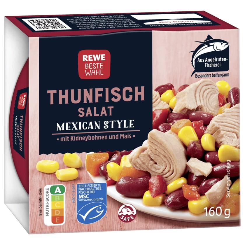 REWE Beste Wahl Thunfisch Salat Mexican 160g