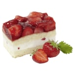 Entrup Erdbeer Buttermilchschnitte