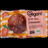 Veganz Bio Bliss Ball Strawberry 42g