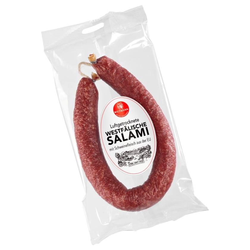 Wiltmann Westfälische Salami 400g