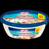 Nadler Heringsfilets in Knoblauchsauce mit Hering 400g