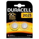 Duracell Lithium Knopfzellen DL/CR 2025