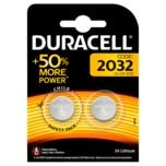 Duracell DL/CR 2032 Lithium 3V, 2er