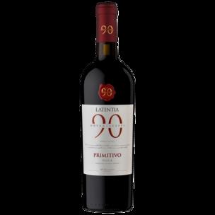 Latentia Novantaceppi Rotwein Primitivo halbtrocken 0,75l