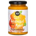 Nabio Bio Süßkartoffelsuppe Apfel + Curry 375ml