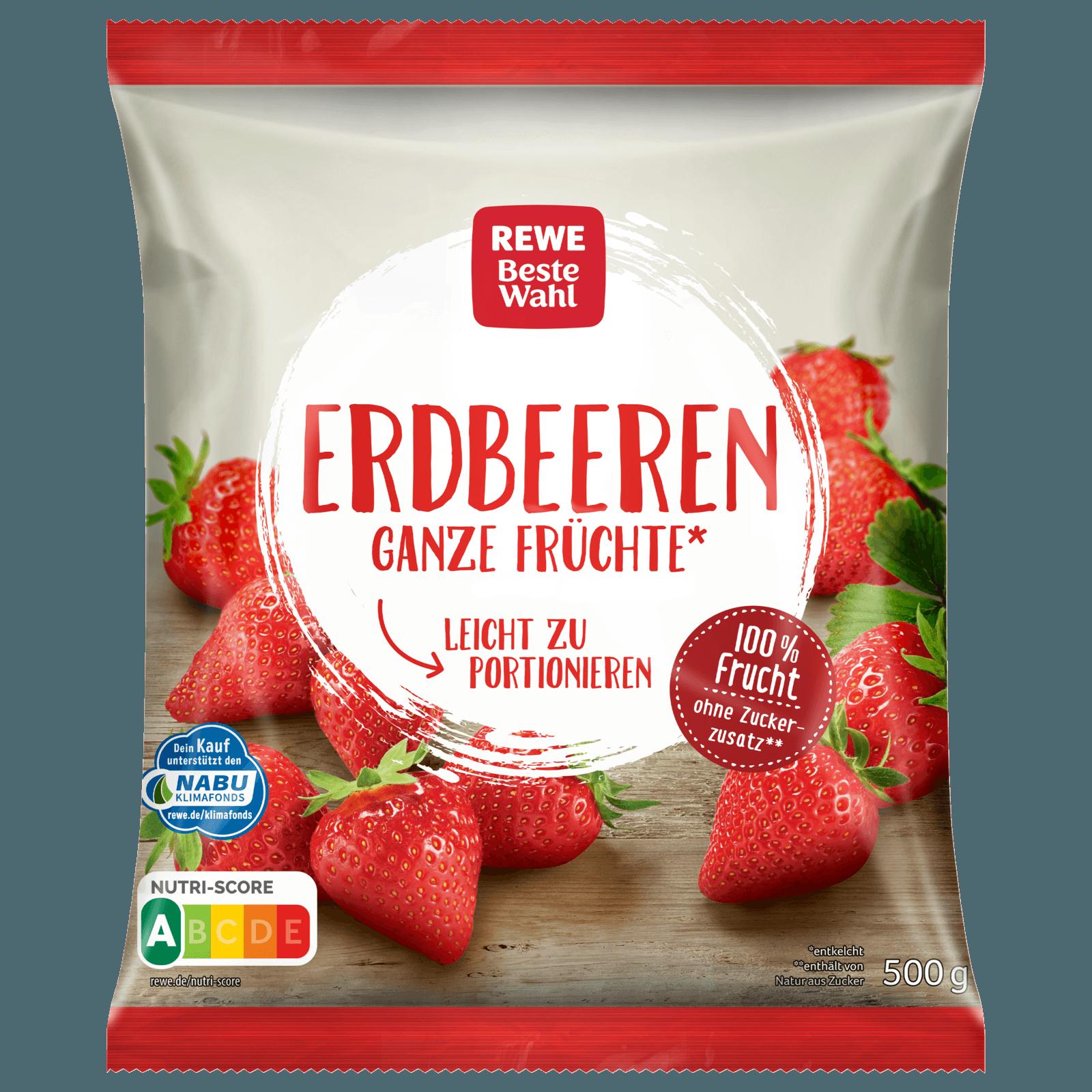 Rewe Beste Wahl Erdbeeren 500g Bei Rewe Online Bestellen