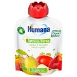Humana Apfel & Birne 90g