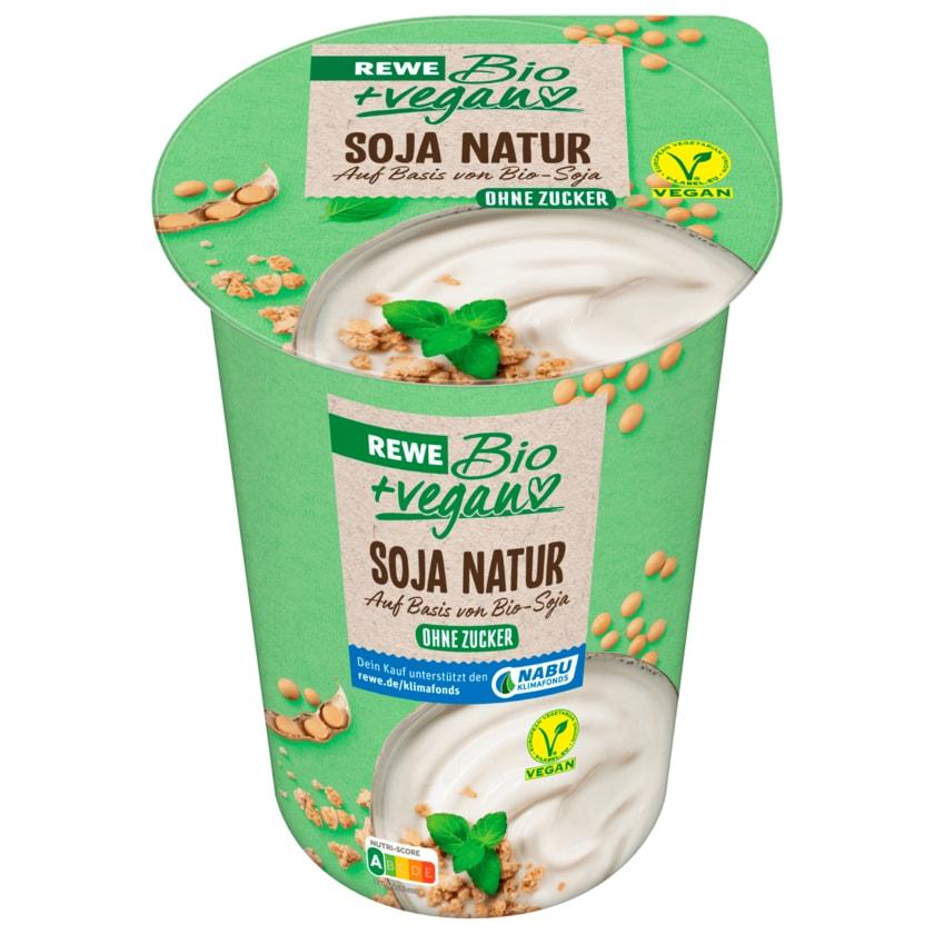 REWE Bio + vegan Soja Natur 500g