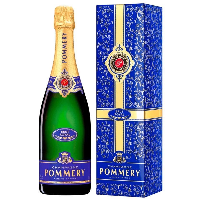 Champagne Pommery Brut Royal 0,75l