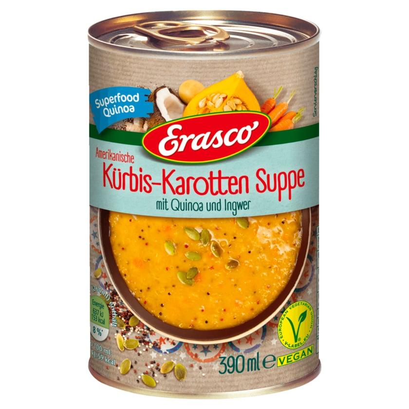 Erasco Amerikanische Kürbis-Karotten Suppe 390ml