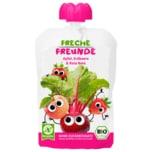 Erdbär Freche Freunde Bio Apfel, Rote Bete, Erdbeere & Himbeere 100g