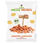 Erdbär Freche Freunde Bio Knusper-Linschen 25g