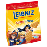 Leibniz Super Heroes Girls 125g