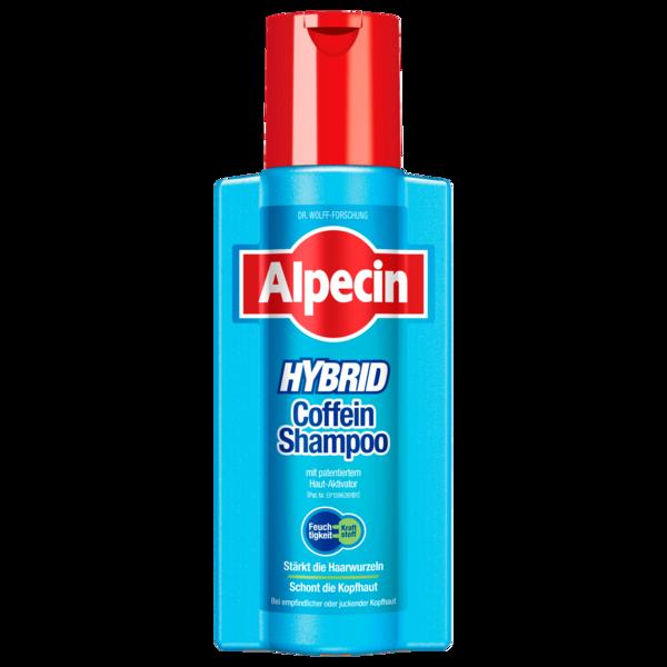 Alpecin Hybrid Coffein-Shampoo 250ml