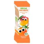 Erdbär Freche Freunde Riegel Bio Mango-Orange 4x23g