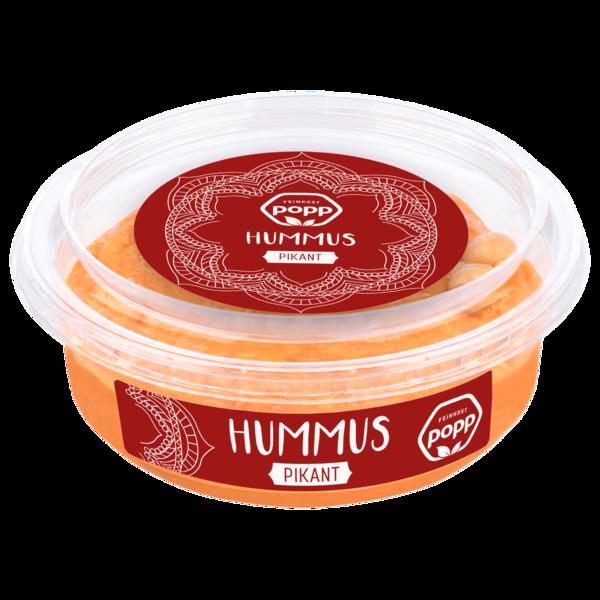 Feinkost Popp Hummus Pikant 175g