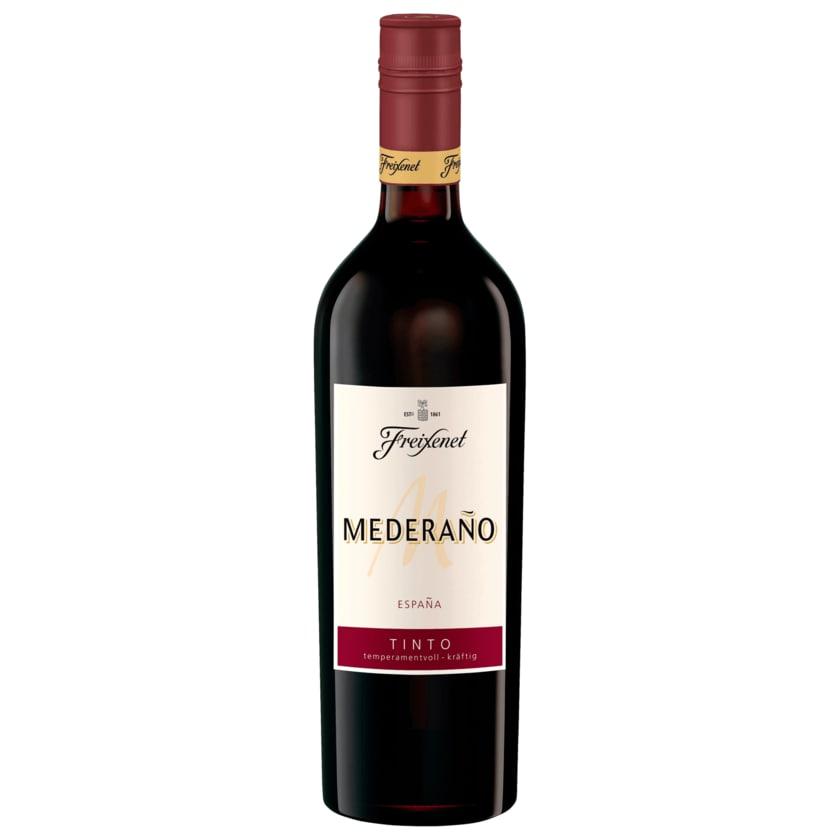 Freixenet Rotwein Mederano Tinto halbtrocken 0,75l