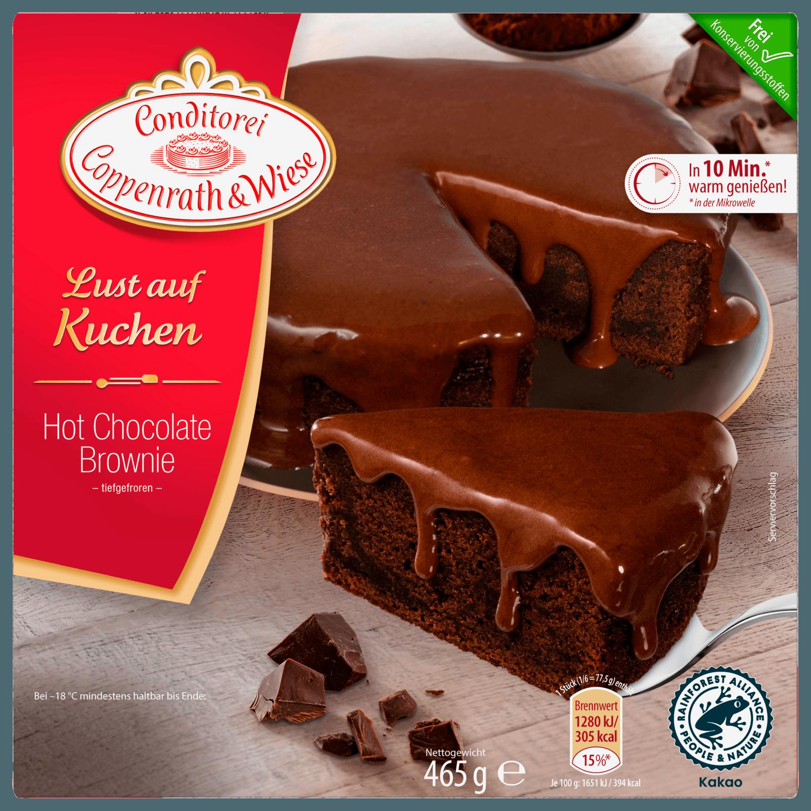 Conditorei Coppenrath Und Wiese Lust Auf Kuchen Hot Chocolate