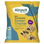 Alnavit Bio Saaten Cracker 75g