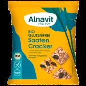Alnavit Bio Saaten Cracker glutenfrei 75g