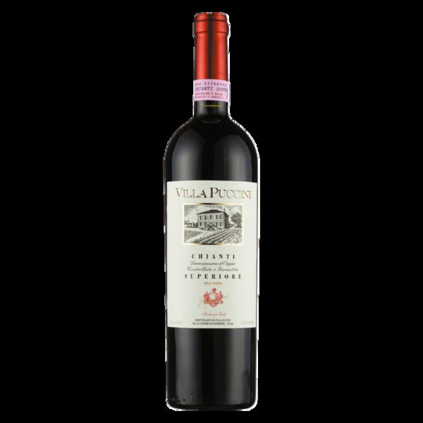 Chianti Superiore Toskana Rotwein trocken 0,75l