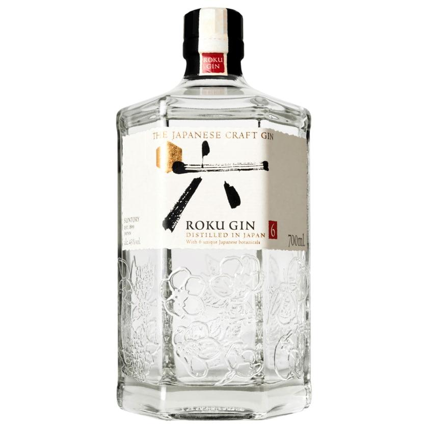 Roku Japanese Craft Gin 0,7l
