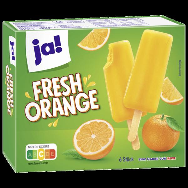 Ja! Fresh Orange 6x60ml