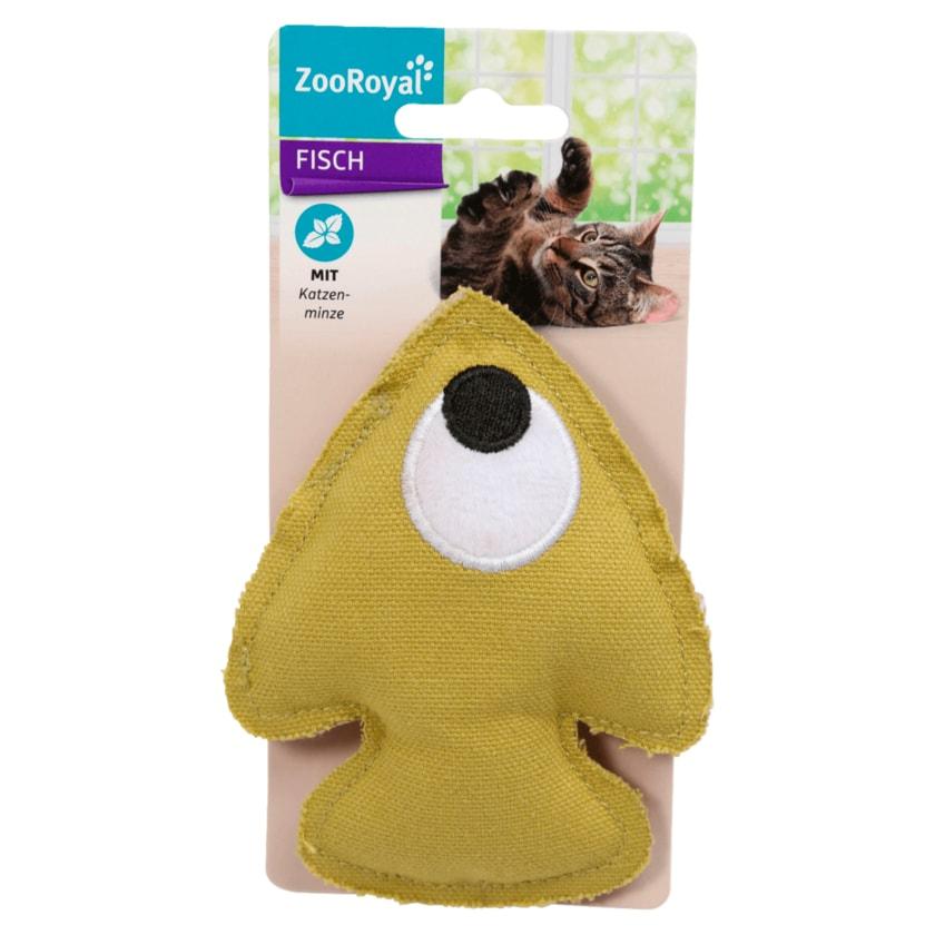 ZooRoyal Katzenminze Fisch