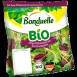 Bonduelle Bio Junge Pflücksalate mit Karottenstreifen 100g