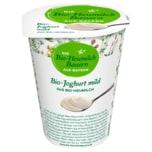 Die Bio-Heumilch Bauern Bio-Joghurt mild 3,8% 400g