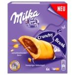 Milka Crunchy Breaks 156g, 6 Stück