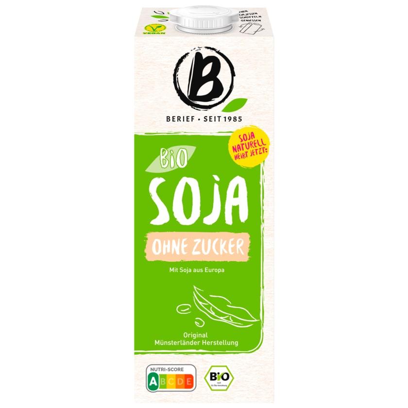 Bio Soja Drink Naturell ohne Zucker