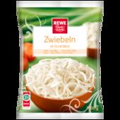 REWE Beste Wahl Zwiebel geschnitten, tiefgefroren 1kg
