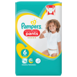 Pampers Premium Protection Pants Gr.6 Extra Large 15+kg 16 Stück