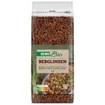 REWE Bio Berglinsen 500g