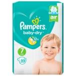Pampers Baby Dry Gr.7 15+kg 23 Stück