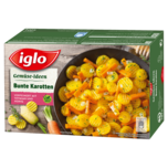 Iglo Gemüse-Ideen Bunte Karotten 400g