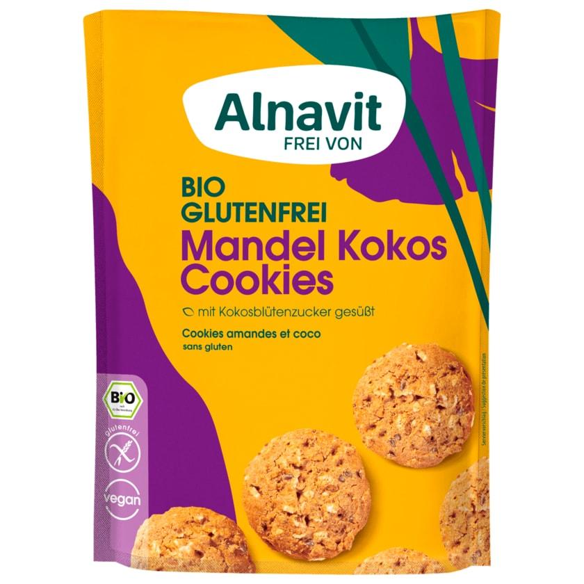 Alnavit Bio Deluxe Cookies glutenfrei 125g