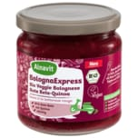 Alnavit Veggie-Bolognese Rote Bete-Quinoa vegan 350ml