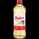 Biskin Reines Pflanzenöl Gold 750ml