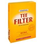 Vissering Teefilter 100 Stück