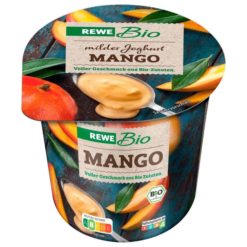 REWE Bio Joghurt Mango 3,8% 150g