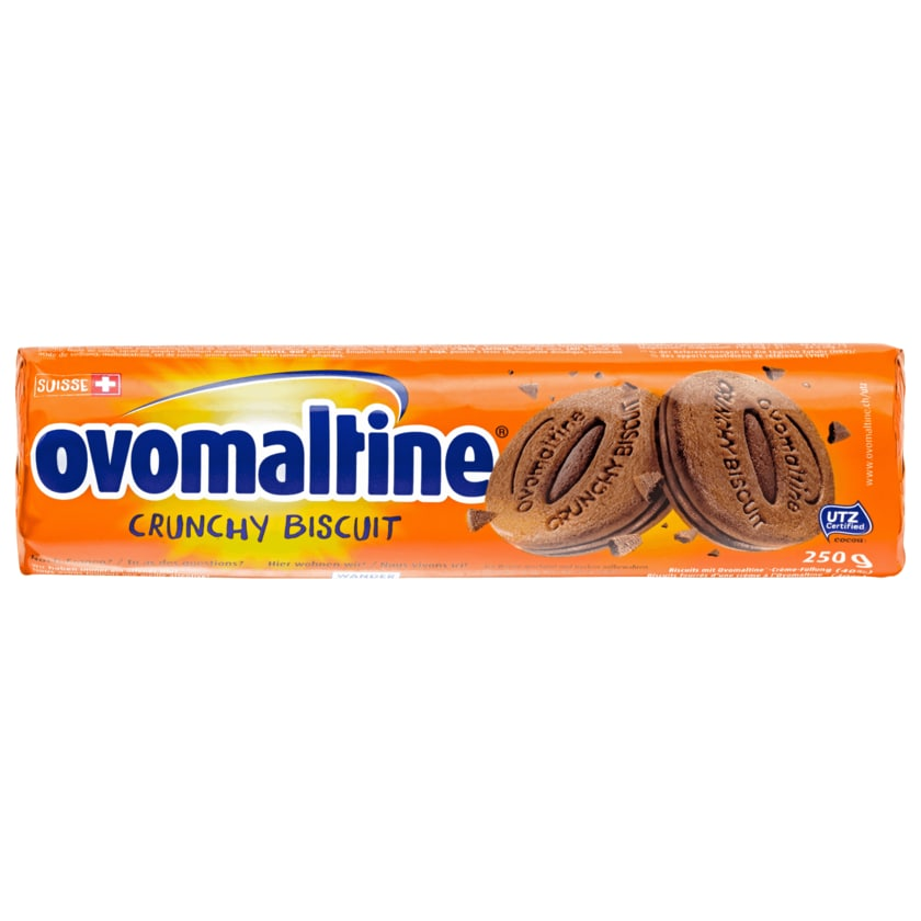 Ovomaltine Crunchy Biscuit 250g