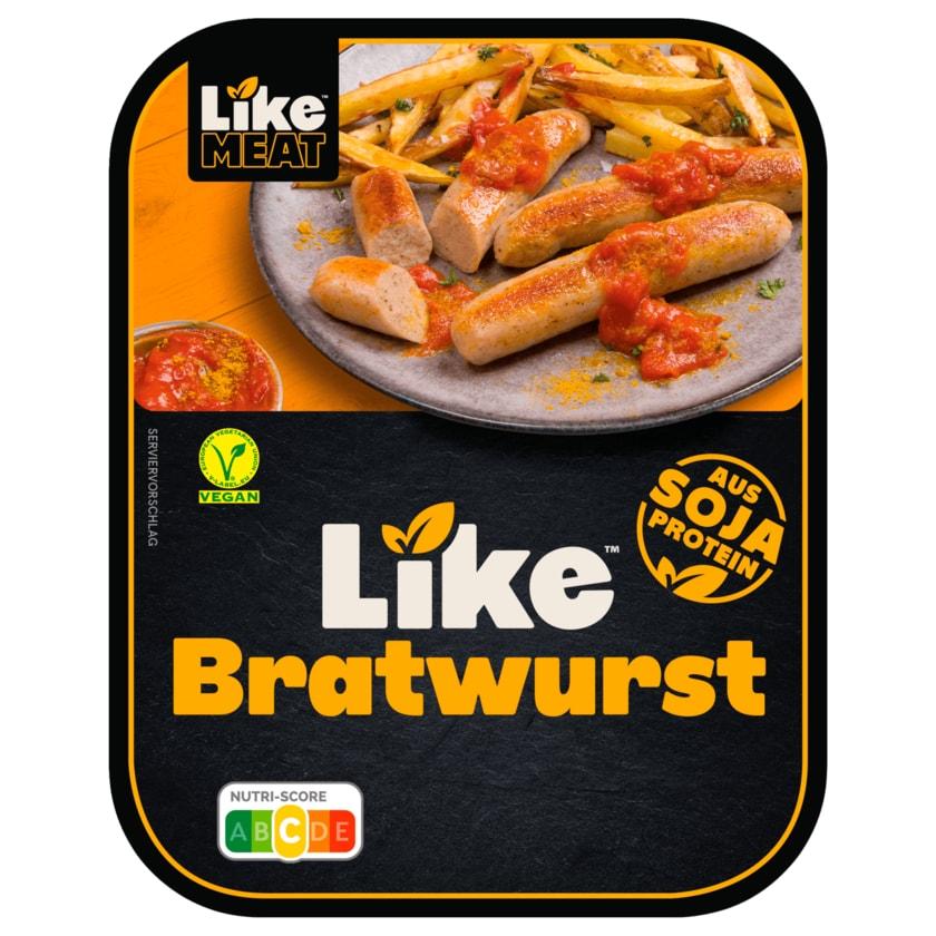 LikeMeat Bratwurst vegan 200g