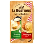 Le Rustique Raclette Duo Ziegenkäse & Natur 365g